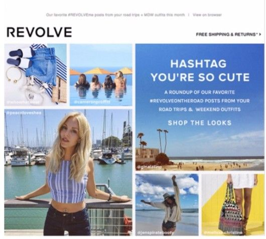 revolve-clothing-hashtag