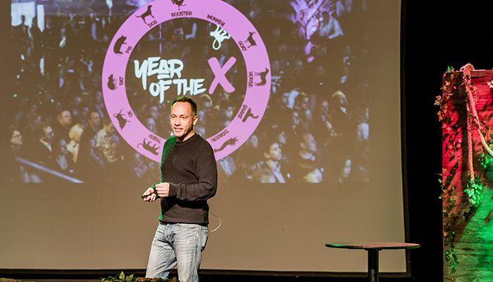 Markus von der Lühe, Gründer und Geschäftsführer von Year of the X.
