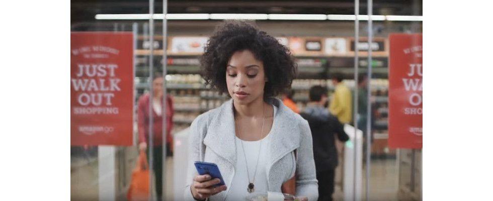 Kampfansage an Supermärkte: Amazon Go braucht keine Kassen mehr