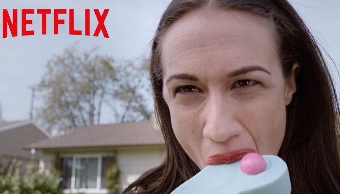 Colleen Ballinger, Youtuberin und jetzt Netflix-Star, Screenshot youtube. com (Trailer Haters Back Off), © Netflix