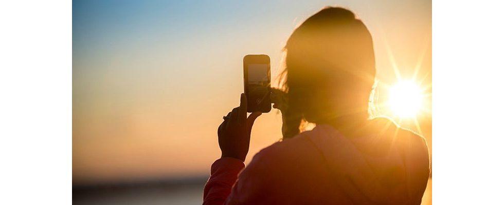 Instagram Stories Update: Freihändig filmen und Stories speichern