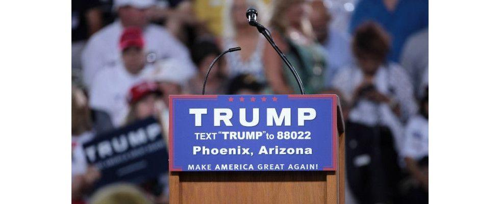 Top 10 Yahoo-Suchbegriffe: Von Tragödien, Trump und natürlich Fußball
