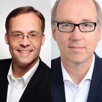 Dr. Frank Eickmeier und Prof. Dr. Christoph Bauer
