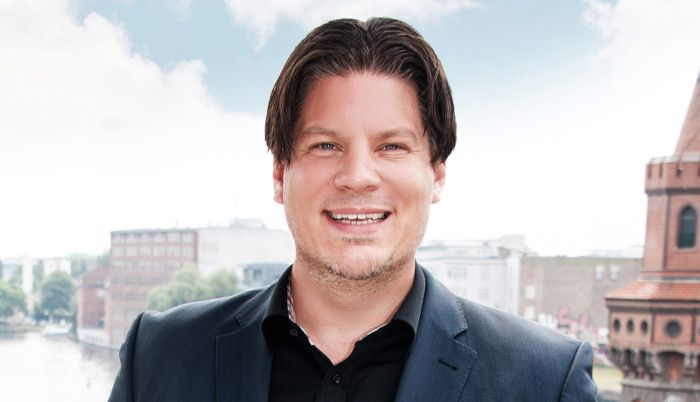 Dino Bongartz, CEO von The ADEX