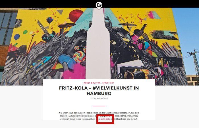 Screenshot geheimtipphamburg.de