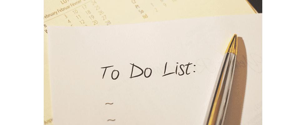 Zum Jahresbeginn: 10 essentielle To-Dos für Marketer