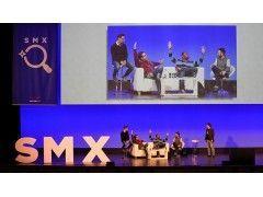 Expertenrunde auf der SMX 2016 (v.l.n.r.): Marcus Tober, Joost de Valk, Mike King, Rand Fishkin und Moderator Marcus Tandler
