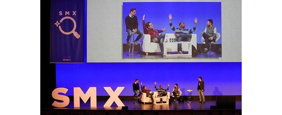 SMX 2017: Internationale Top Marketer bringen geballtes Fachwissen nach München