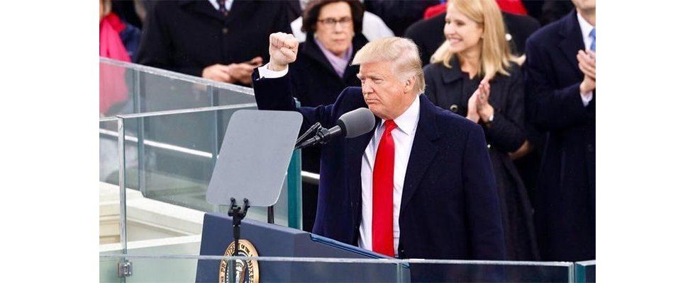 Der Twitter-Präsident: So inszeniert sich Donald Trump in Social Media