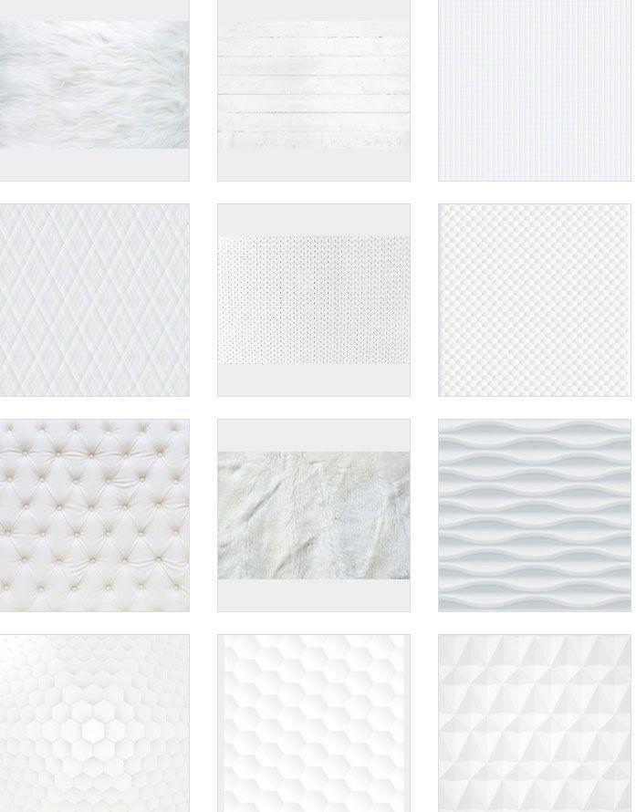 weisse-texturen