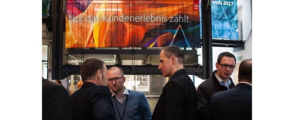Der Kunde im Fokus der Unternehmen – Das Adobe Customer Experience Forum