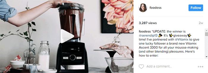Instagram Foto Contest: Mehr als 330 neue Follower in kurzer Zeit