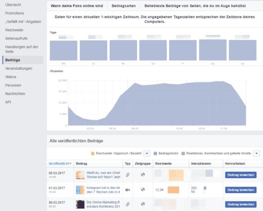 facebook-beitrags-statistiken