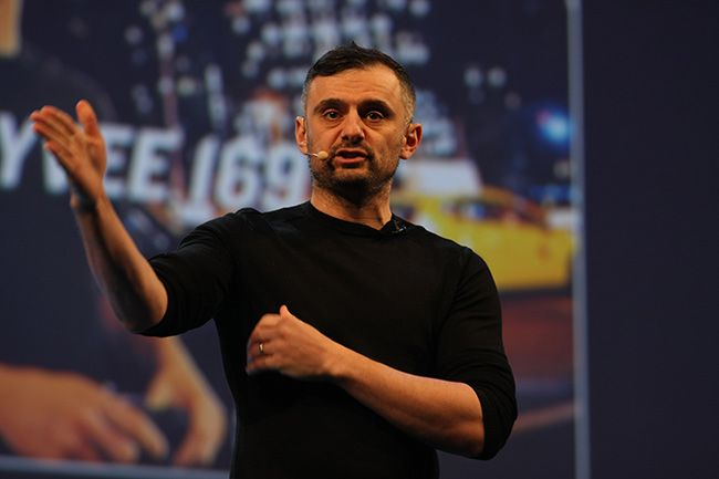 """You need to stop talking and start doing. Dickhead."" - Gary Vaynerchuck"