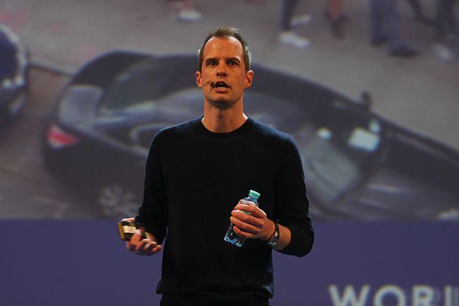 Philippe von Borries ist Co-Gründer von Refinery29.