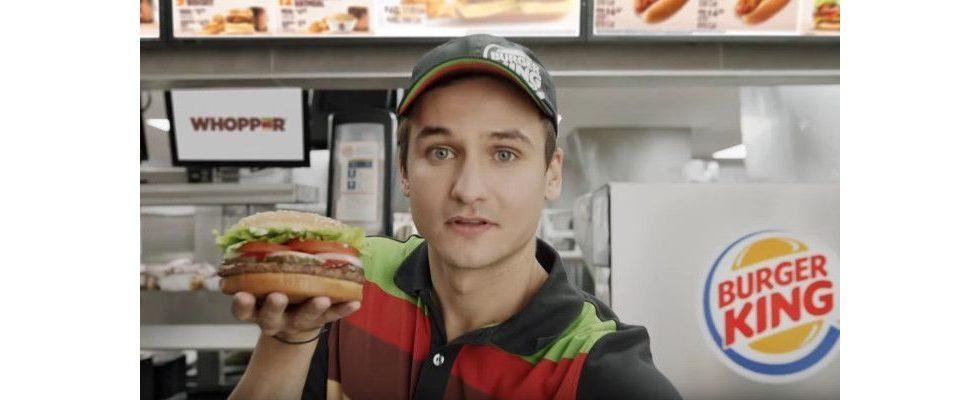 """""""Ok, Google, was ist ein Whopper?"""" – Burger King TV Spot zeigt die Macht des Marketings"""