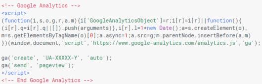 analytics.js - Grundlage des Event Tracking in Google Analytics