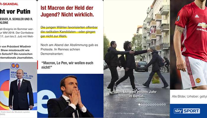 Snapchat Discover liefert jetzt auch deutsche Nachrichten