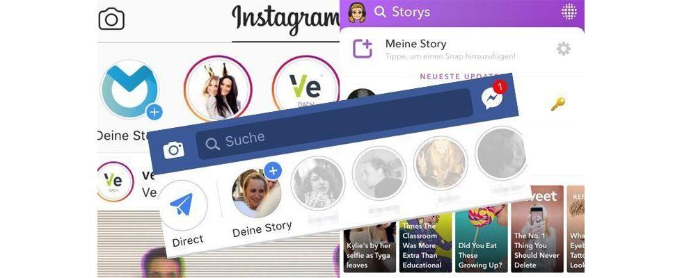 Warum Soziale Netzwerke kaum mehr zu unterscheiden sind