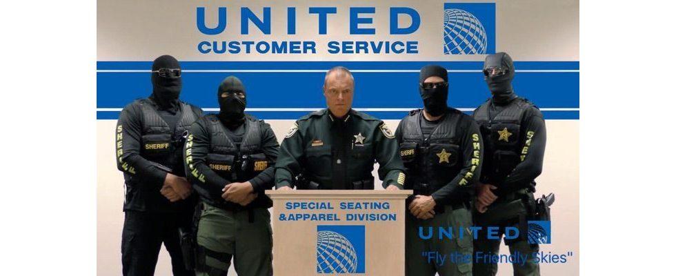 Passagier blutig geschlagen: United Airlines erntet Social Media Shitstorm des Jahres