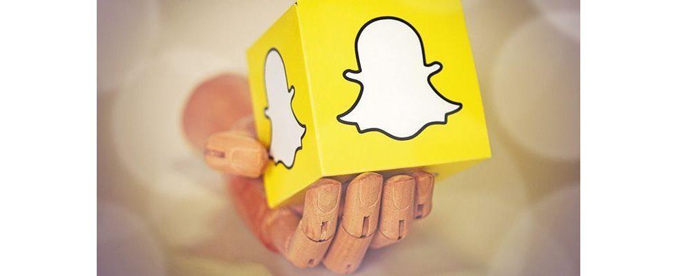 Nach Veröffentlichung der Quartalszahlen: Kursverlust der Snapchat Aktie