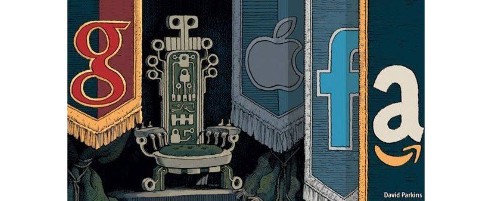 Google und Facebook verschlingen global Budgets: Wie sich digitale Werbegelder verlagern
