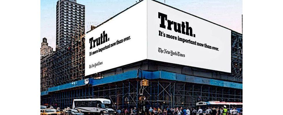 Brand Safety: Wie die New York Times gegen Facebook & Google pitcht