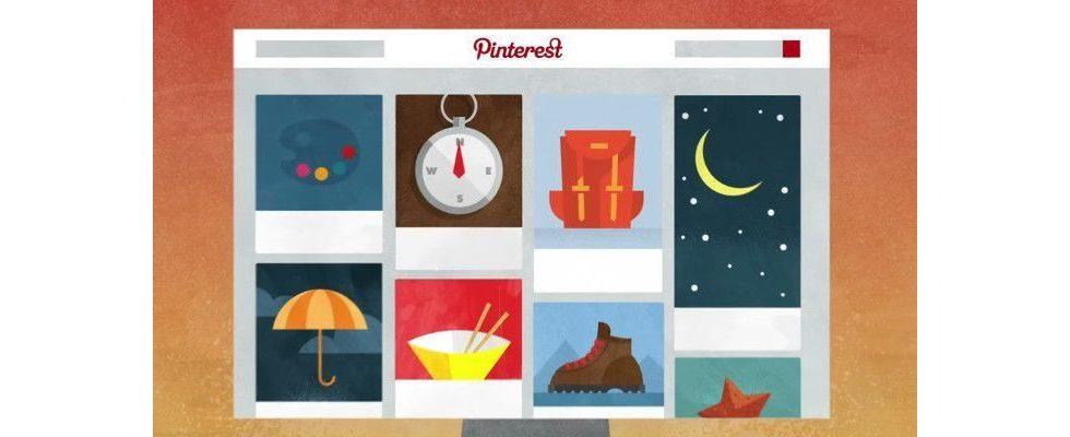 Pinterest Marketing: Wie sich die Plattform in den Fokus der Marketer drängt