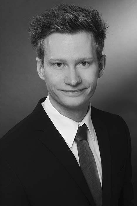 Niels Fasbinder, Business Development Manager
