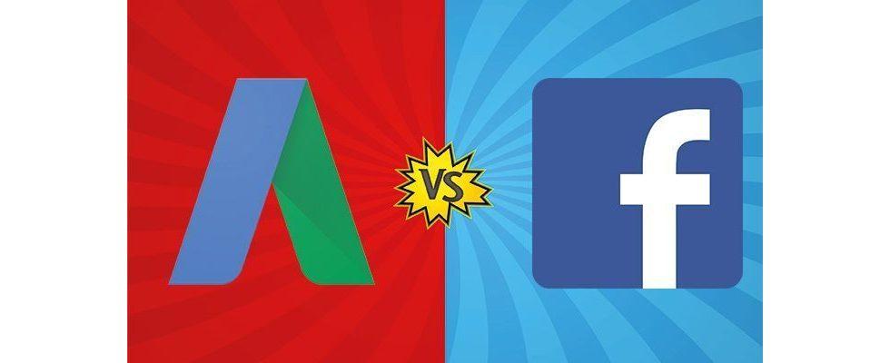 Google AdWords vs. Facebook Ads – Was ist besser für den E-Commerce geeignet?
