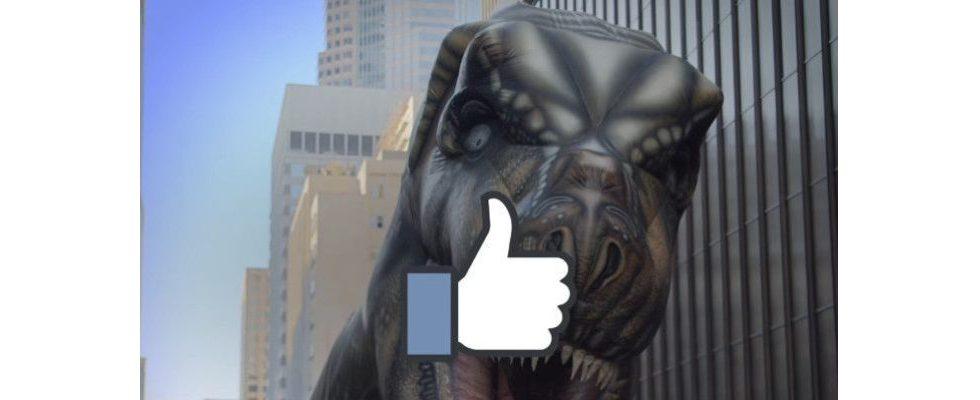 Facebook statt Fernsehen: Streamen und Werben in Social Media
