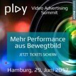 PLAY – VIDEO ADVERTISING & MARKETING SUMMIT