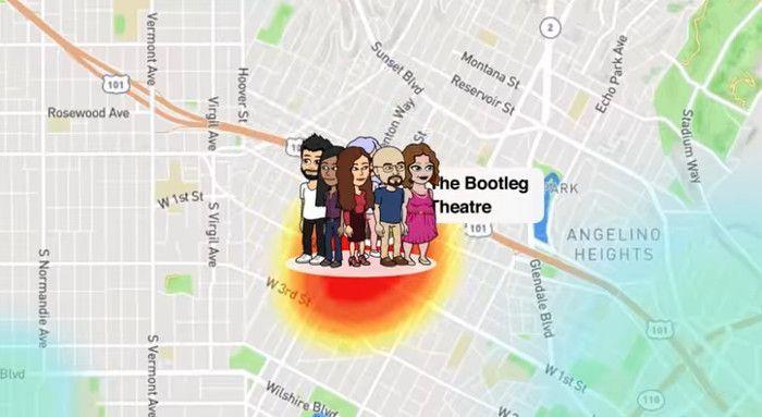 Snapchat Karte.Snapchat Mit Snap Map Und Warner Deal Gegen Die Bedeutungslosigkeit
