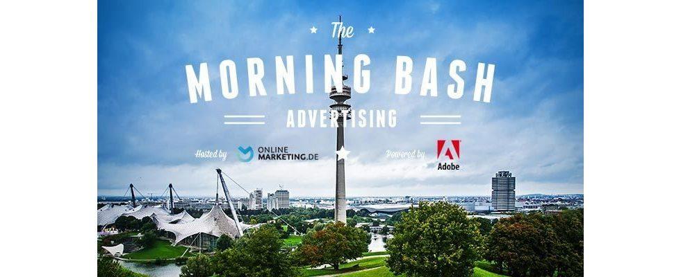 The Morning Bash kommt nach München: Slidestorm mit Marcus Tandler und anderen Top-Experten
