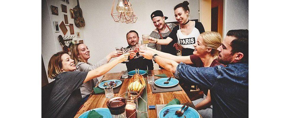 Startup Story: Chef.One setzt auf spannenden Marketingansatz beim Social Dining mit Fremden bei Fremden