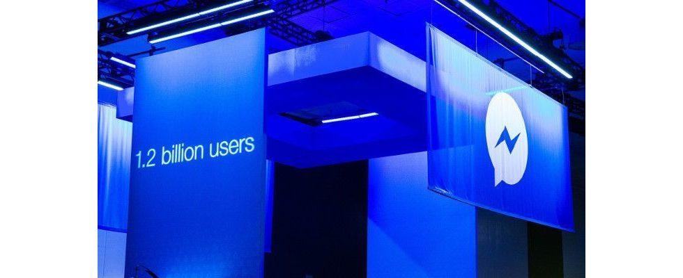 Werbung zwischen den Nachrichten deiner Freunde: Facebook bringt Messenger Ads weltweit