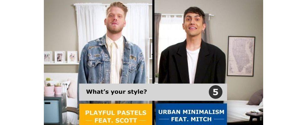 IKEAs innovative Snapchat-Ad: Interaktiv mit Influencern das Zimmer einrichten