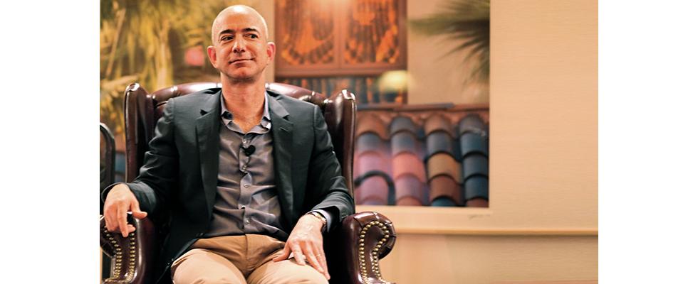 Kurzes Vergnügen: Jeff Bezos ist nicht mehr der reichste Mensch der Welt