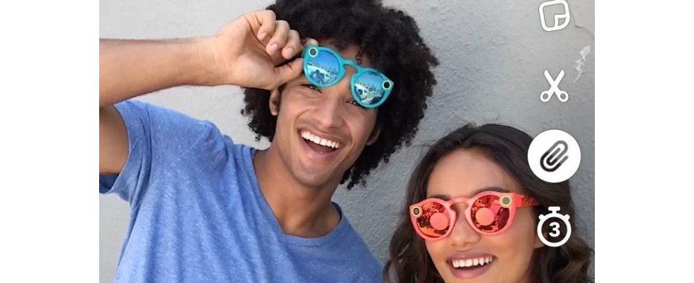 Neueste Snapchat-Innovation: User können Links zu Websites einfügen