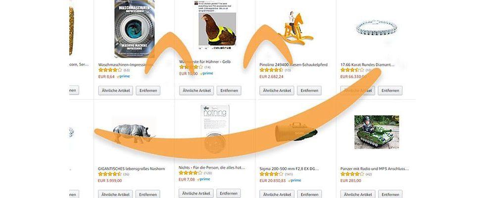 Kannste dir nicht ausdenken: Die 10 besten Amazon Rezensionen