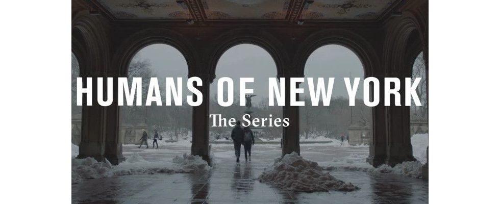 Facebook macht berühmten Blog Humans of New York zur eigenen Doku-Serie