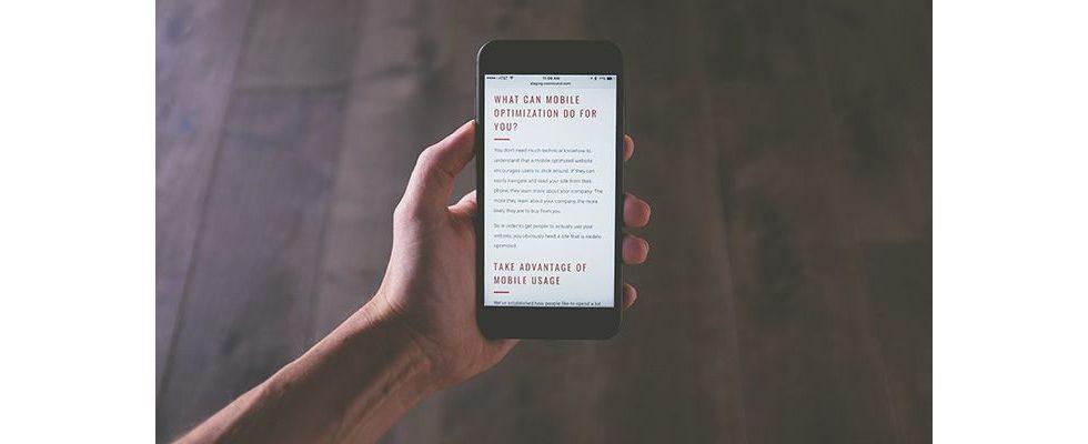 Mobiloptimierung: Facebook will langsame Webseiten im Newsfeed abstrafen
