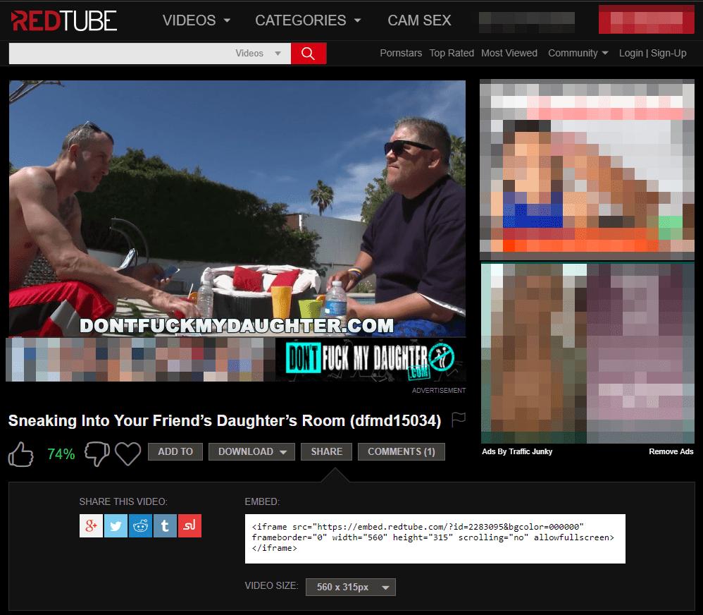 Online-Pornoseiten