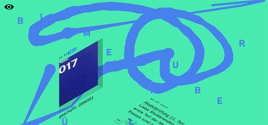 wirres Webdesign mit ablenkenden Details