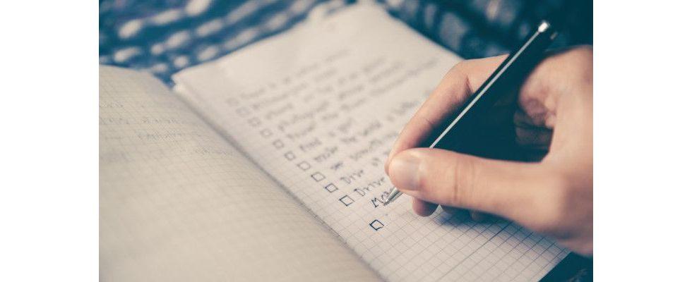 Content-Qualität leichter bewerten: Mit dieser Checkliste prüfst du Inhalte auf Erfolgsfaktoren