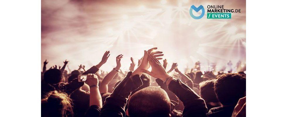 Raus aus dem Sommerloch: Unsere Top-Events zum Ende des Jahres