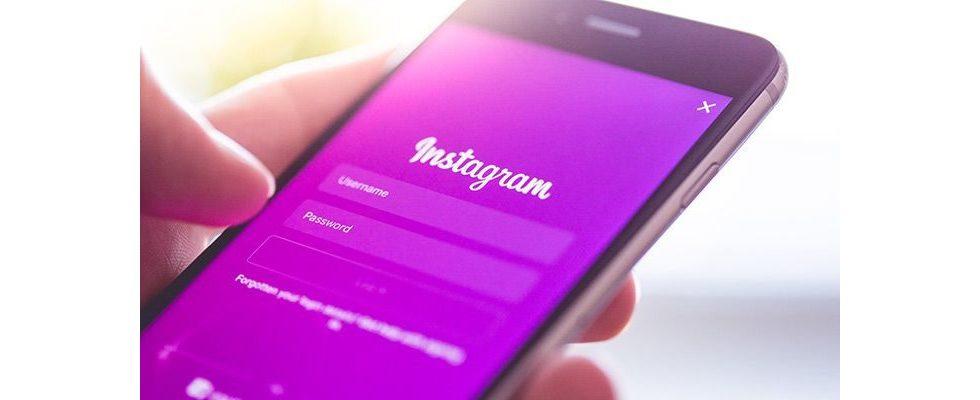 15.000$ für einen blauen Haken: Der Instagram-Schwarzmarkt blüht