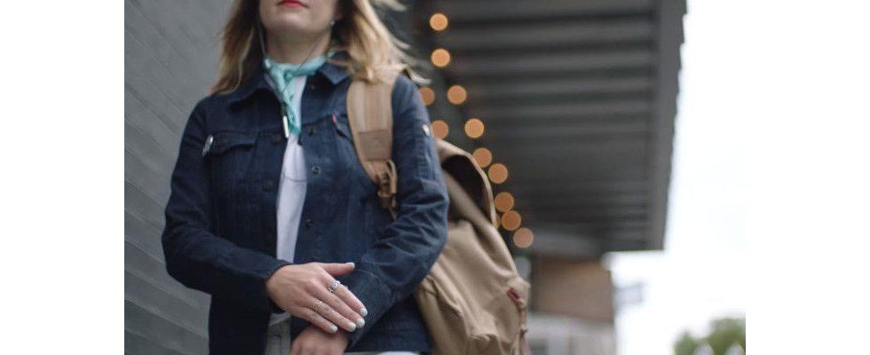 Kleidung wird smart: Google und Levi's verkaufen jetzt die erste Tech-Jacke