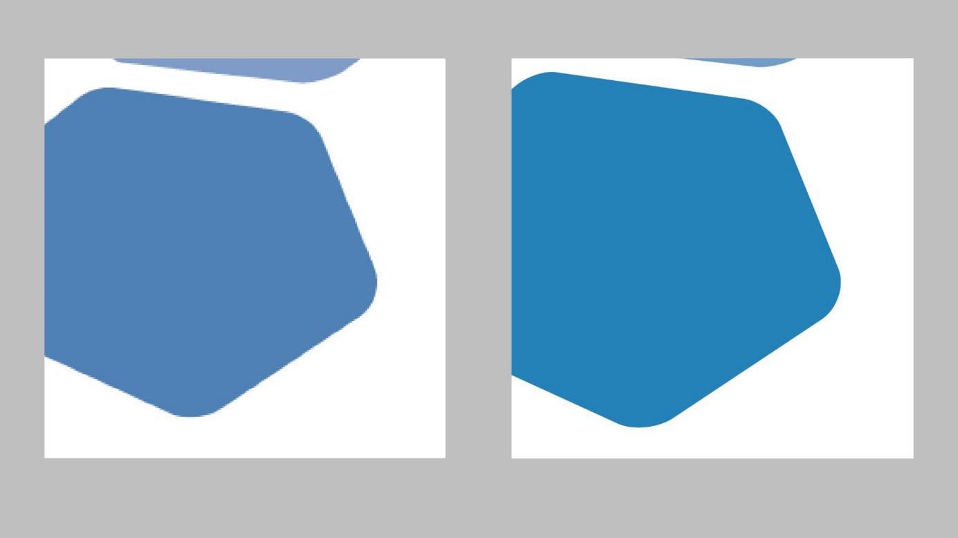 Beispiel JPEG und SVG