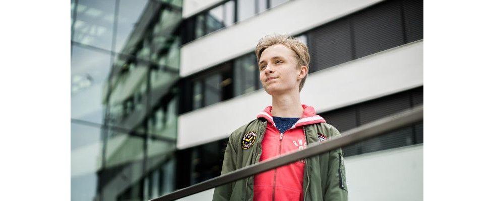 Agentur-Gründer mit 15 Jahren: Wie Charles Bahr das Influencer Marketing besser machen will